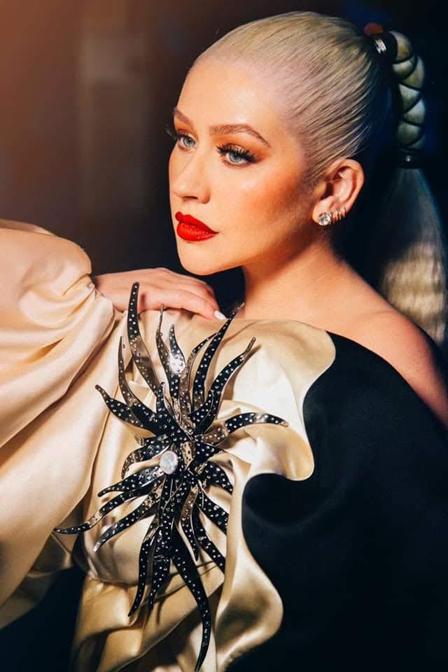 Christina Aguilera a casi dos décadas de su última visita a México