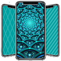 Teal Wallpapers icon