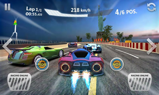 Sports Car Racing 1.4 screenshots 5