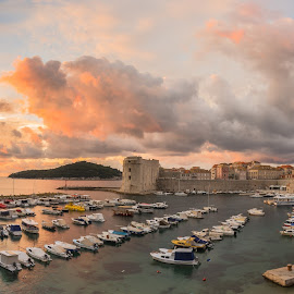 dubrovnik by Nikša Šapro - City,  Street & Park  Historic Districts
