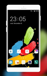 Theme for LG Stylus 2 Plus HD - náhled