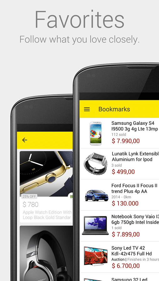 MercadoLibre- screenshot