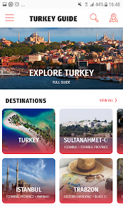 ✈ Turkey Travel Guide Offline - náhled