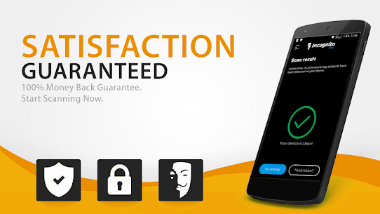 Spyware Detector – Anti Spy Privacy Scanner App Latest Version  Download For Android 6