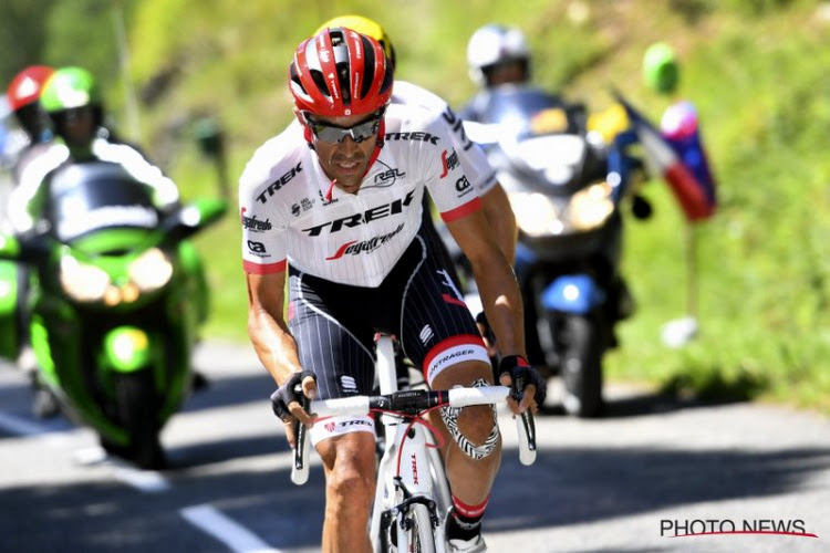Contador à la tête d'une équipe de troisième division