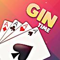Gin Rummy - No Ads Free Offline Card Game icon