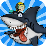 Shark Hunt Icon