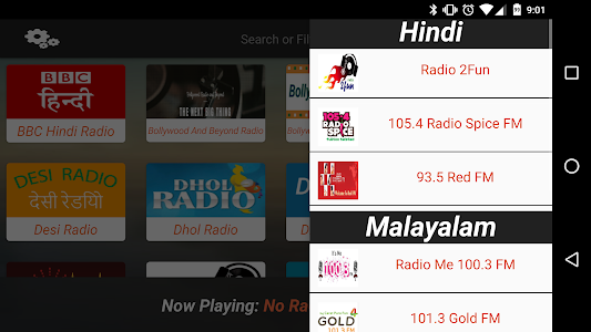 Online Indian Radio screenshot 4