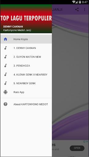 Lagu Kartonyono Medot Janji koplo 1.1 screenshots 2