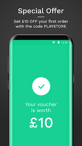 Laundry App by Zipjet: Your mobile Dry Cleaner app (apk) free download for Android/PC/Windows screenshot