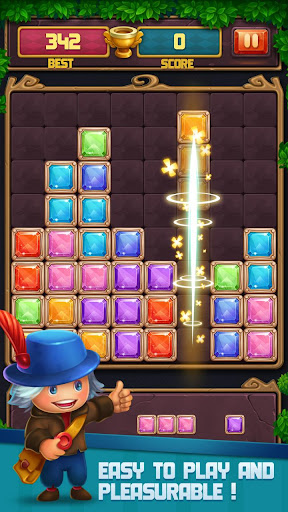 Block Puzzle Jewels Blitz Brick 2019 screenshot 5