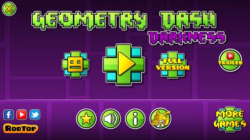 Geometry Dash Darkness screenshot 1