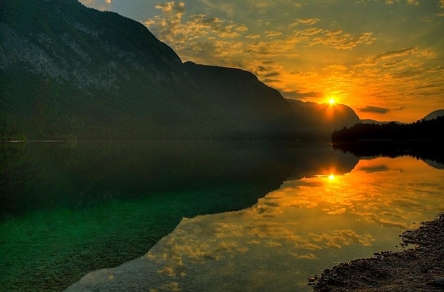 by Boštjan Peterka - Landscapes Waterscapes