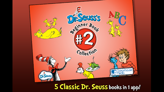 Dr. Seuss Book Collection #2- screenshot thumbnail