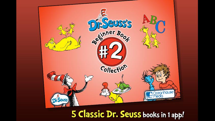 Dr. Seuss Book Collection #2 Screenshot