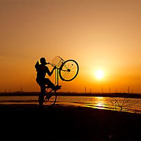 by Nengah Sukastara - Landscapes Sunsets & Sunrises