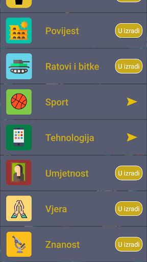 Genijalac Kviz screenshots 2