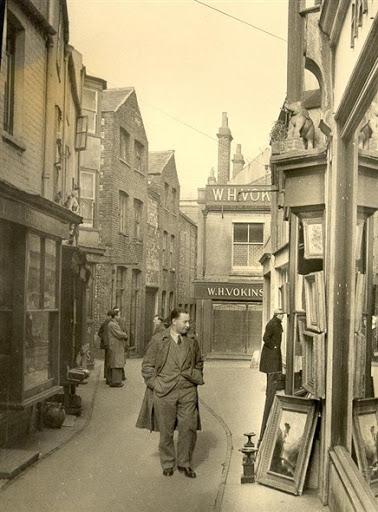 Vokins Brighton Lanes 1940