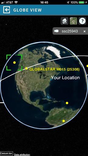 Satellite AR  screenshot 5
