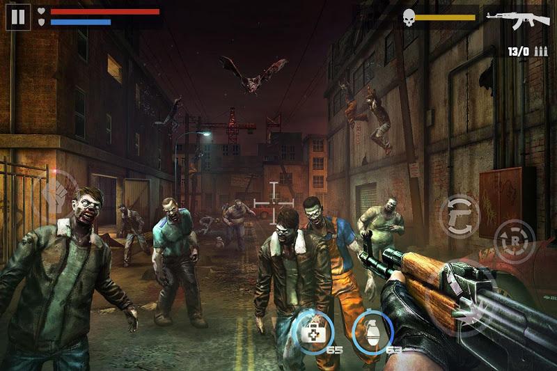 DEAD TARGET: Zombie Offline Screenshot 4