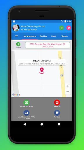 Attendance Master- Best Free Worker Management App 2.4.4 screenshots 2