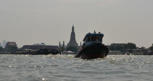 Rio Chao Phraya (Mae Nam Chao Phraya)