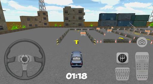 軍事快速停車場 玩模擬App免費 玩APPs