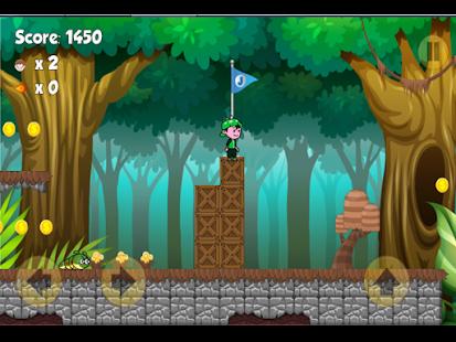 Adventure Boyboy Run screenshot