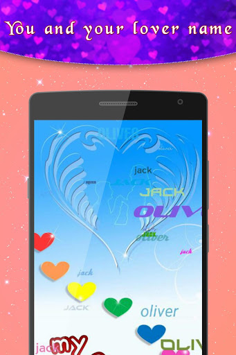 Love Name Live Wallpaper Apk : Download My Love Name Live Wallpaper for Pc