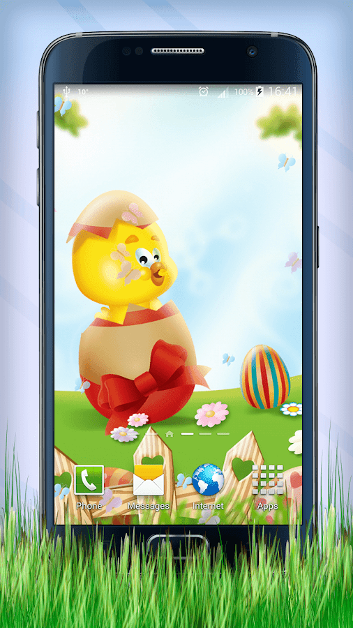 Early Easter, Fresh Mobile Phones
