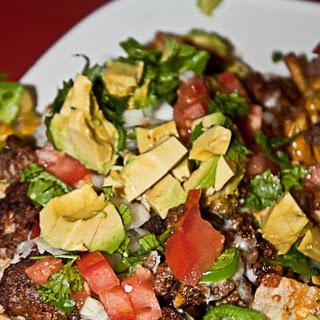 Pub Food – Nachos.