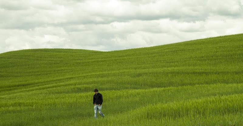 Uomo in...campagna!! di Eliiii