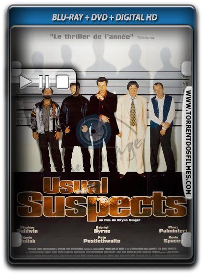 Baixar Filme The Usual Suspects Dublado Torrent 1080p Download Blu-ray