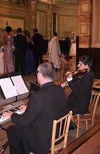 Photo: Teclado e Violino