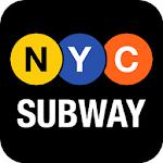 New York City subway map - MTA 1.12