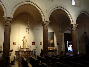 Photo: Inside Taormina's Duomo