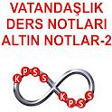KPSS VATANDAŞLIK DERS ALTIN -2 icon