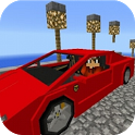 Super Car F. Mod for MCPE icon
