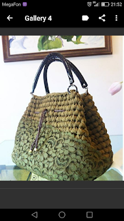 Crochet Bags - náhled