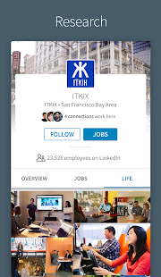 LinkedIn- screenshot thumbnail