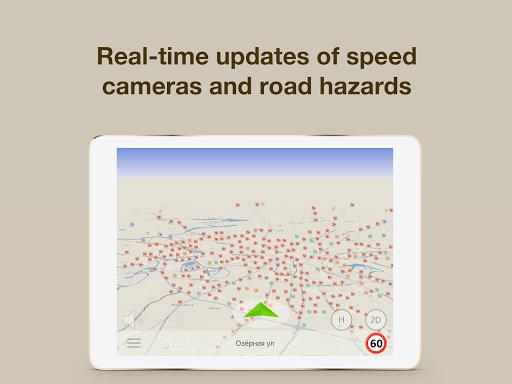 Speed Cameras & HUD, Radar Detector - ContraCam 1.3.2.1-Google screenshots 14