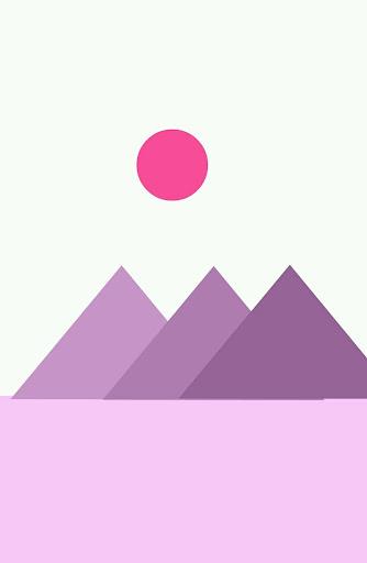 Light Geometric Shapes - Draw Easily 1.1 screenshots 7