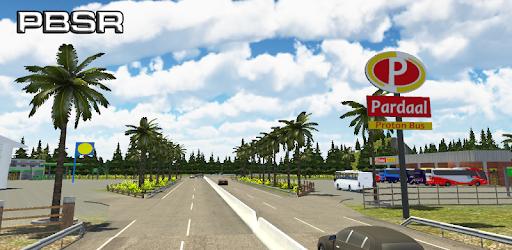 A new road bus simulator in development!