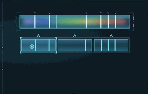 スペクトルグラフ