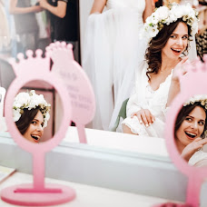 Wedding photographer Lesya Zadorozhnaya (KURALESYA). Photo of 22.07.2016