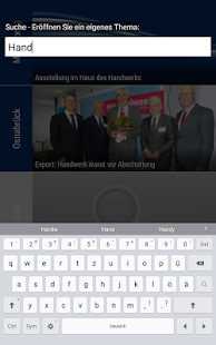 Handwerk- screenshot thumbnail