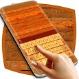 Wood Keyboard Theme icon
