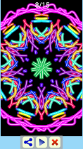 Magic Paint Kaleidoscope - screenshot thumbnail 04