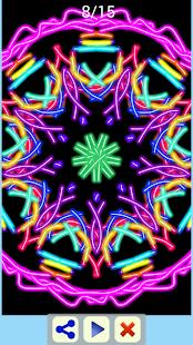 Tải Game Magic Paint Kaleidoscope