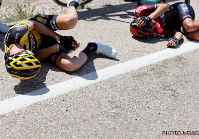 Henao en Leemreize moesten meteen opgeven in de eerste etappe in Burgos